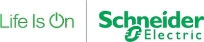 Schneider Electric Logo (CNW Group/Schneider Electric Canada Inc.)