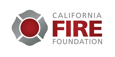 The California Fire Foundation is a 501(c)(3) non-profit, supporting fallen firefighter families, firefighters and the communities they protect. (PRNewsfoto/California Fire Foundation)