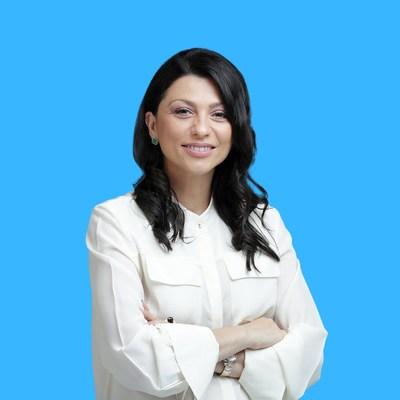 Andreea Danila, Founding General Partner of Global Millennial Capital (PRNewsfoto/Global Millennial Capital)