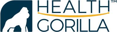 Logo (PRNewsfoto/Health Gorilla)