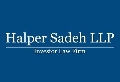 logo (PRNewsfoto/Halper Sadeh LLP)
