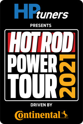 HOT ROD Power Tour Presented by HP Tuners and Driven by Continental Tire