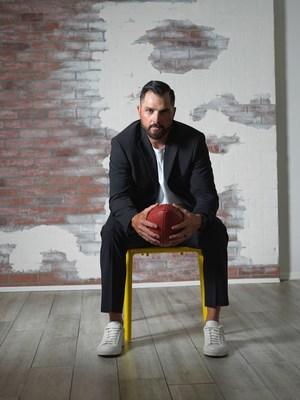 Former NFL Athlete and CEO of PlantFuel Brad Pyatt.