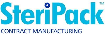 SteriPack Logo (PRNewsfoto/SteriPack Group)