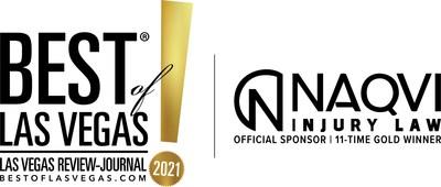 2021 Best of Las Vegas Logo