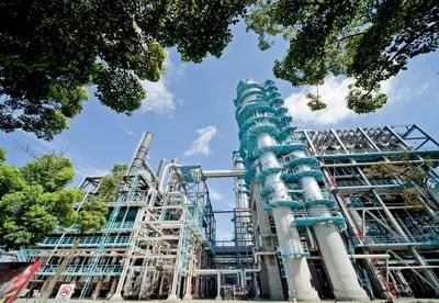 Production Facility of Sinopec Gaoqiao Petrochemical Corporation.