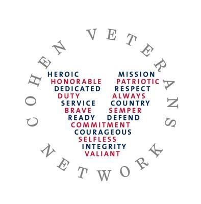 (PRNewsfoto/Cohen Veterans Network)