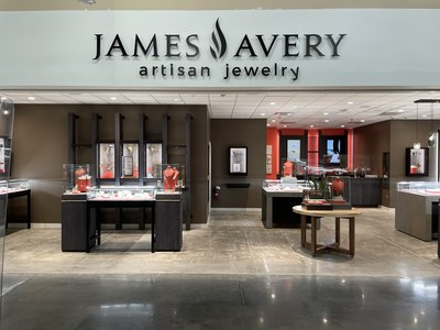 James Avery Artisan Jewelry opening soon at HEB in League City