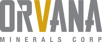 Orvana Minerals Corp. Logo (CNW Group/Orvana Minerals Corp.)