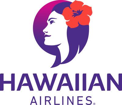 Hawaiian Airlines logo. (PRNewsFoto)