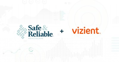 New partnership between Safe & Reliable Healthcare and Vizient, Inc