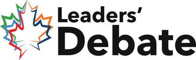 Leaders' Debate - Debate Broadcast Group (CNW Group/Debate Broadcast Group)