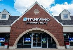True Sleep is giving away free mattresses and sheets If Michigan sports teams win big. True sleep believes creating an individualized sleep system with a base, mattress, pillows and sheets that work together will give people the best night's sleep. Pictured is the Lake Orion, Michigan location.