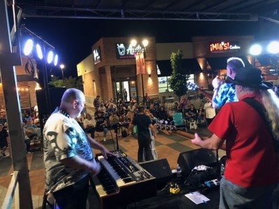 Wheeling Town Center Announces Grand Finale for Performance on the Plaza Concert Series